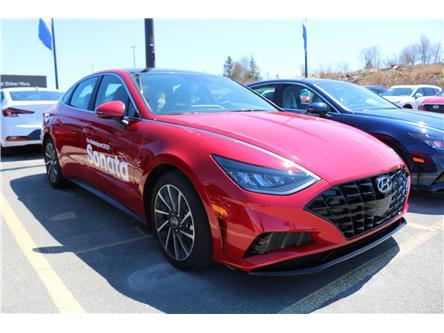 2020 Hyundai Sonata Luxury (Stk: 03588) in Saint John - Image 1 of 2