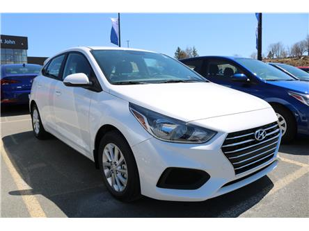 2020 Hyundai Accent Preferred (Stk: 01478) in Saint John - Image 1 of 2
