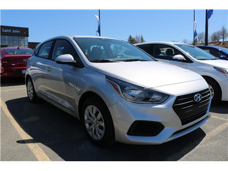 2020 Hyundai Accent ESSENTIAL (Stk: 01571) in Saint John - Image 1 of 2