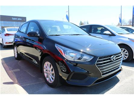 2020 Hyundai Accent Preferred (Stk: 01367) in Saint John - Image 1 of 2