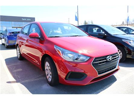 2020 Hyundai Accent Essential w/Comfort Package (Stk: 01365) in Saint John - Image 1 of 2