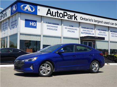 2020 Hyundai Elantra Preferred (Stk: 20-01191) in Brampton - Image 1 of 21