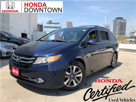 2016 Honda Odyssey Touring (Stk: Y20705A) in Toronto - Image 1 of 38