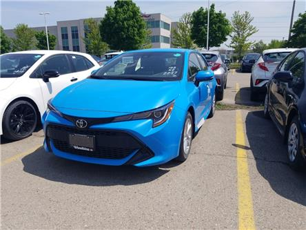 2020 Toyota Corolla Hatchback Base (Stk: 20-652) in Etobicoke - Image 1 of 6