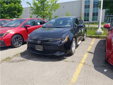 2020 Toyota Corolla Hatchback Base (Stk: 20-719) in Etobicoke - Image 1 of 6