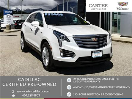 2017 Cadillac XT5 Base (Stk: 973800) in North Vancouver - Image 1 of 25