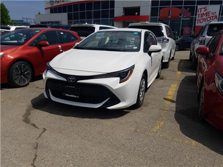 2020 Toyota Corolla Hatchback Base (Stk: 20-693) in Etobicoke - Image 1 of 7