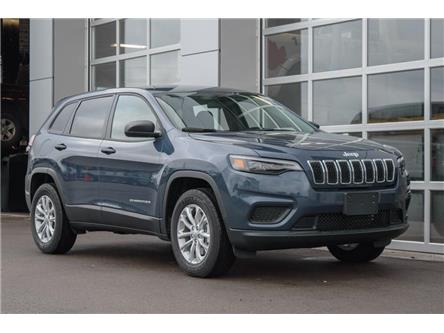 2020 Jeep Cherokee Sport (Stk: 42774) in Innisfil - Image 1 of 23