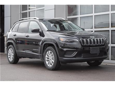 2020 Jeep Cherokee Sport (Stk: 42771) in Innisfil - Image 1 of 24