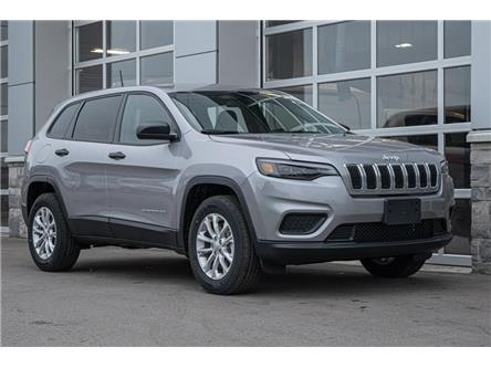 2020 Jeep Cherokee Sport (Stk: 42783) in Innisfil - Image 1 of 24