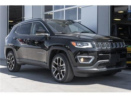 2020 Jeep Compass Limited (Stk: 43448) in Innisfil - Image 1 of 30
