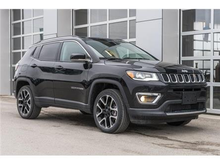 2020 Jeep Compass Limited (Stk: 43458) in Innisfil - Image 1 of 27