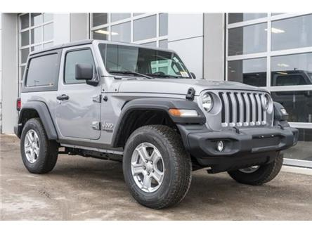 2020 Jeep Wrangler Sport (Stk: 43552) in Innisfil - Image 1 of 26