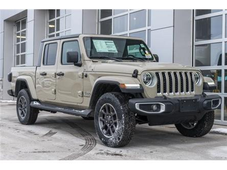 2020 Jeep Gladiator Overland (Stk: 43568) in Innisfil - Image 1 of 26