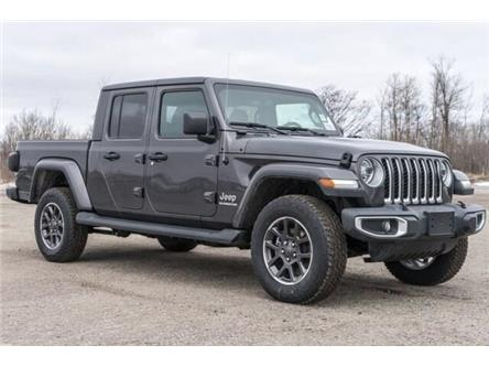 2020 Jeep Gladiator Overland (Stk: 43584) in Innisfil - Image 1 of 27
