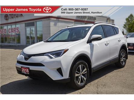 2018 Toyota RAV4 LE (Stk: 85650) in Hamilton - Image 1 of 20