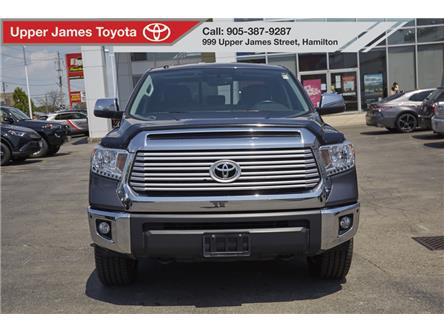 2015 Toyota Tundra Limited 5.7L V8 (Stk: 33177) in Hamilton - Image 1 of 14