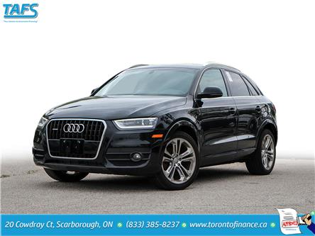 2015 Audi Q3 2.0T Progressiv (Stk: SE1111) in Toronto - Image 1 of 23