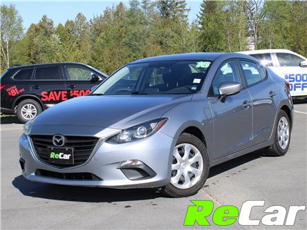 2016 Mazda Mazda3 GX (Stk: 200600A) in Saint John - Image 1 of 11