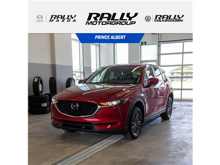 2017 Mazda CX-5 GS (Stk: V1048) in Prince Albert - Image 1 of 21