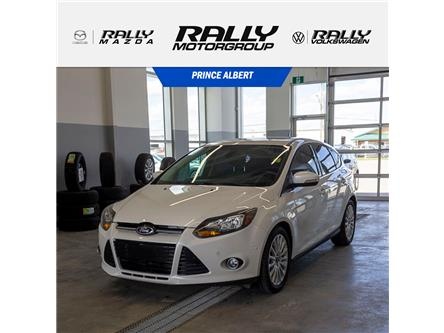 2012 Ford Focus Titanium (Stk: V1079) in Prince Albert - Image 1 of 20