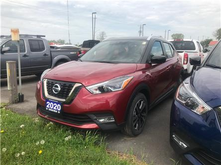 2020 Nissan Kicks SR (Stk: 2124) in Chatham - Image 1 of 5