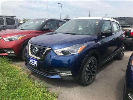 2020 Nissan Kicks SR (Stk: 2094) in Chatham - Image 1 of 5