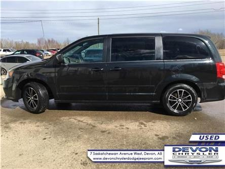 2016 Dodge Grand Caravan SE/SXT (Stk: 19GC2380A) in Devon - Image 1 of 11