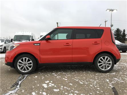 2019 Kia Soul EX (Stk: PW0517) in Devon - Image 1 of 10