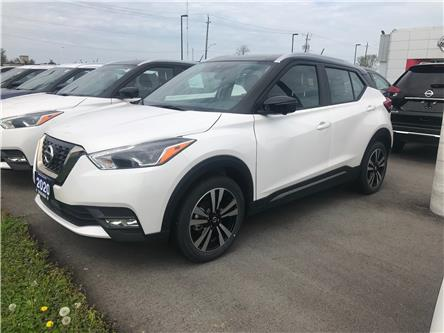 2020 Nissan Kicks SR (Stk: 2093) in Chatham - Image 1 of 5