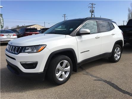 2018 Jeep Compass North (Stk: 20CP7700A) in Devon - Image 1 of 13