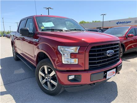 2016 Ford F-150 XLT (Stk: 20T206A) in Midland - Image 1 of 15