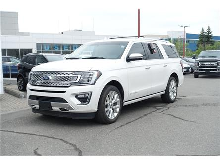 2018 Ford Expedition Max Platinum (Stk: 954880) in Ottawa - Image 1 of 11