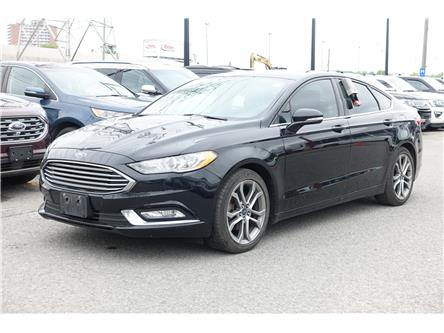 2017 Ford Fusion SE (Stk: 2002851) in Ottawa - Image 1 of 11