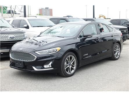 2019 Ford Fusion Hybrid Titanium (Stk: 953820) in Ottawa - Image 1 of 11