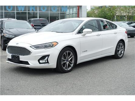 2019 Ford Fusion Hybrid Titanium (Stk: 953560) in Ottawa - Image 1 of 11