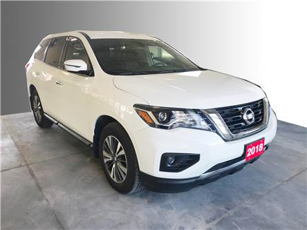 2018 Nissan Pathfinder S (Stk: BB0425A) in Stratford - Image 1 of 16