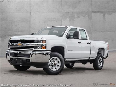 2019 Chevrolet Silverado 2500HD WT (Stk: 19T283) in Williams Lake - Image 1 of 23