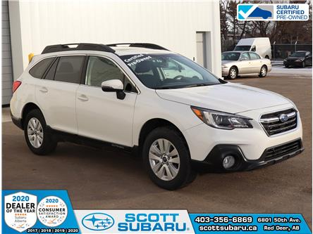2019 Subaru Outback 2.5i Touring (Stk: 49703U) in Red Deer - Image 1 of 30