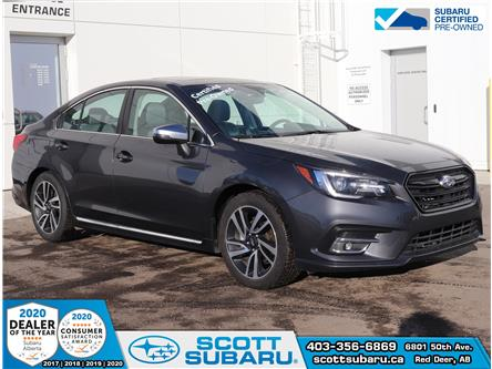 2019 Subaru Legacy 2.5i Sport w/EyeSight Package (Stk: 21409U) in Red Deer - Image 1 of 30