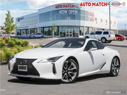 2018 Lexus LC 500 Base (Stk: U0827) in Barrie - Image 1 of 26