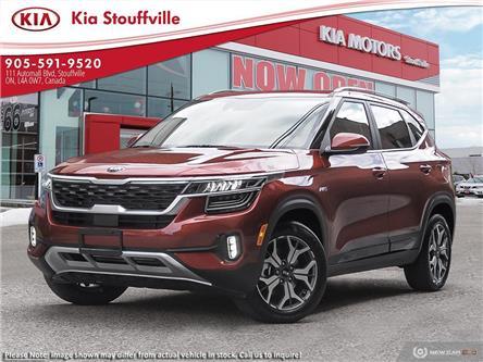 2021 Kia Seltos EX Premium (Stk: 21018) in Stouffville - Image 1 of 24