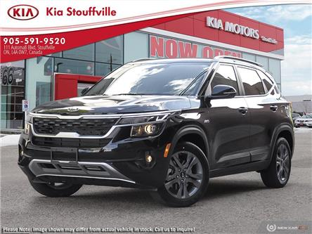 2021 Kia Seltos EX (Stk: 21021) in Stouffville - Image 1 of 24