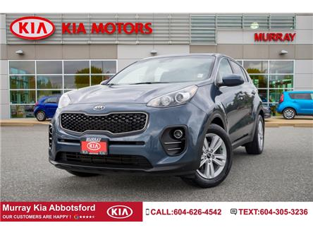 2017 Kia Sportage LX (Stk: M1597) in Abbotsford - Image 1 of 22