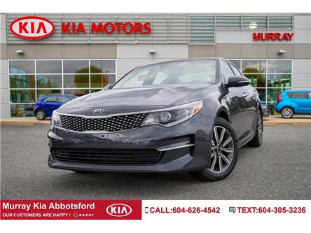 2018 Kia Optima EX (Stk: OP05916A) in Abbotsford - Image 1 of 22
