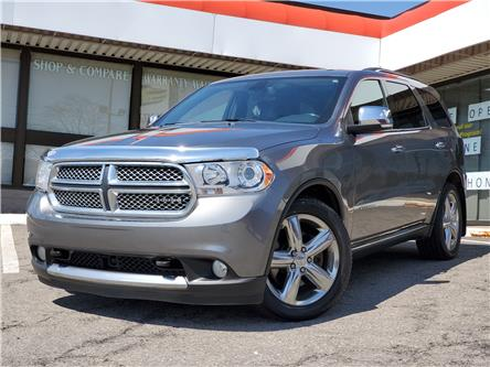 2011 Dodge Durango Citadel (Stk: 1905235) in Waterloo - Image 1 of 29