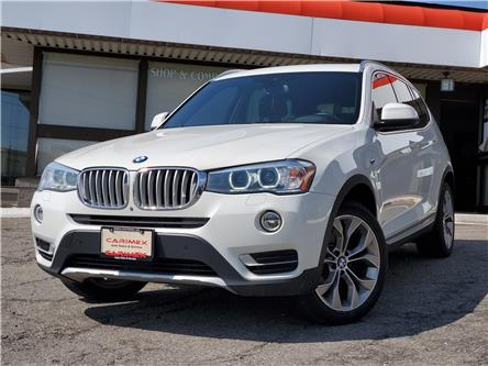 2017 BMW X3 xDrive35i (Stk: 1909447) in Waterloo - Image 1 of 26