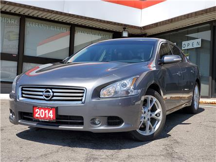 2014 Nissan Maxima SV (Stk: 2001015) in Waterloo - Image 1 of 27