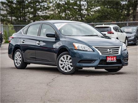 2015 Nissan Sentra  (Stk: SE19031A) in St. Catharines - Image 1 of 22