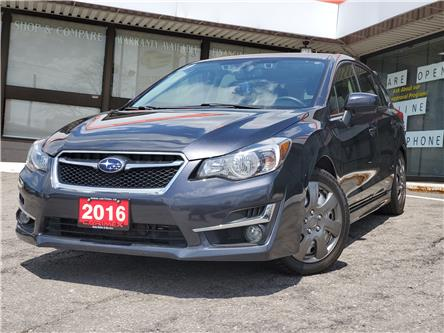 2016 Subaru Impreza 2.0i Sport Package (Stk: 1912621) in Waterloo - Image 1 of 27